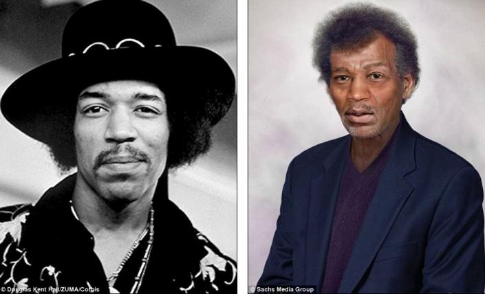 Jimi Hendrix - Imgur